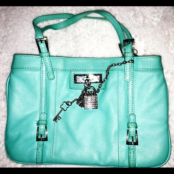 Wilsons Leather Handbags - WILSON LEATHER PURSE MAXIMA LOCK&KEY